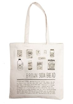IRISH SODA BREAD - GROCERY BAG