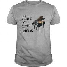 Cool Aint Life Grand Piano Shirt Shirts & Tees
