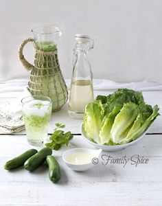 Persian Mint & Cucumber Cooler (Sekanjabin) by @Laura Jayson Jayson Jayson | Family Spice