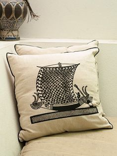 Boat cushion. For my beach pad that I don't have yet.