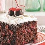Chocolate Cherry Cola Cake | Holidays