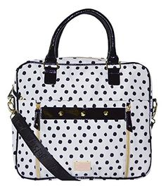 Betsey Johnson Double Zip Studded Breifcase Laptop Bag Purse Handbag Betsey Johnson http://www.amazon.com/dp/B00Y6Y0N26/ref=cm_sw_r_pi_dp_rx9Svb04EGCMH
