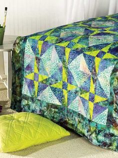 Cartwheel free Quilt pattern