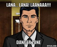 Be a Spy - Sterling Archer | The Legendary Collegian