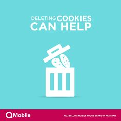 Did you know Deleting cookies can help free up some memory and speed up the Smartphone? Many users end up with lots of cookies on their Smartphone website browsers without realizing it. This can hinder the user's ability to surf the web quickly. ‪#‎QmobileTips‬&Tricks