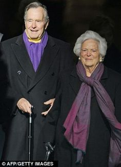 Past Presidents, Greatest Presidents, American Presidents, American History, George Bush Family, Lauren Bush, Presidential History, Barbara Bush, New Fathers