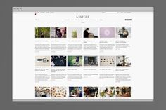 Kinfolk Site by Six | FormFiftyFive – Design inspiration from around the world