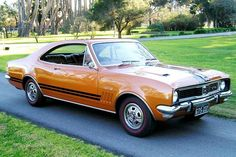 1970 Holden HT Monaro GTS and what a beautiful car
