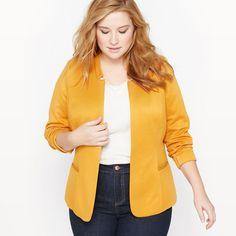 Castaluna Womens Knit Fabric Jacket