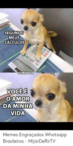 Best memes engraados em portugues ideas Beste lustige Meme in portugiesischen Ideen Memes Humor, 100 Memes, Best Memes, Funny Memes, Funniest Quotes, Hilarious Jokes, Animal Jokes, Funny Animals, Cute Animals