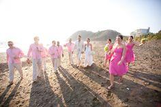 Beach Wedding Photos Jaco Costa Rica  Planners: ourcostaricaweddi... Photographer: jeremiebarlow.com/