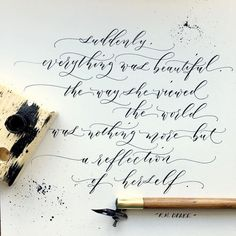 647 Likes, 88 Comments - Angi Calligraphy Drawing, Copperplate Calligraphy, Calligraphy Practice, Calligraphy Handwriting, Calligraphy Quotes, Calligraphy Letters, Penmanship, Caligraphy, Modern Calligraphy Alphabet