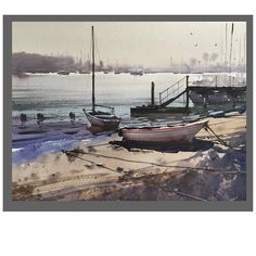 Daniel Marshall · Low Tide Balboa Island.