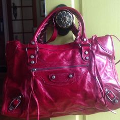 Purse Gently Used... Nothing Wrong With Bag, Leather Smoke Free Home Bags Shoulder Bags