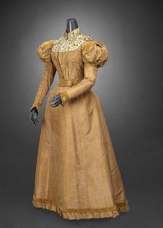 dress  C. 1888 - 1892