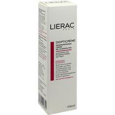 LIERAC Diopticreme Anti Falten Augencreme:   Packungsinhalt: 10 ml Creme PZN: 00192643 Hersteller: Ales Groupe Cosmetic Deutschland GmbH…