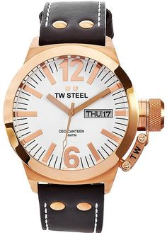 TW Steel Watches - CEO 45MM Mens Watch $361