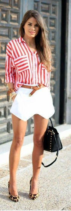 Oh yes! The perfect summer outfit!