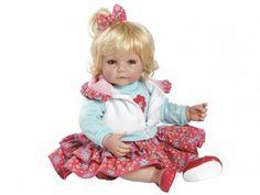 Boneca Adora Tickled Pink - Adora Doll