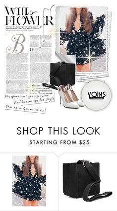 """""""YOINS 12"""" by emily-5555 ❤ liked on Polyvore featuring Nivea"""