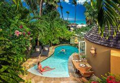 Love Nest. The Caribbean Honeymoon Butler Rondoval w/Private Pool Sanctuary. Sandals Grande Antigua