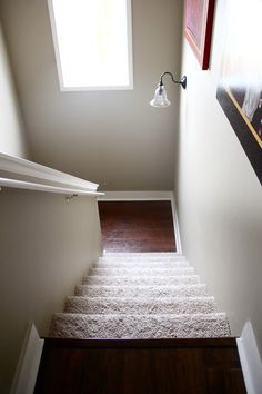 Best Berber Carpet On Stairs Hardwood Upstairs And Down 400 x 300