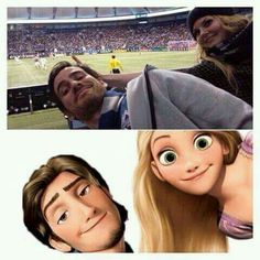 Tangled and Once Upon A Time