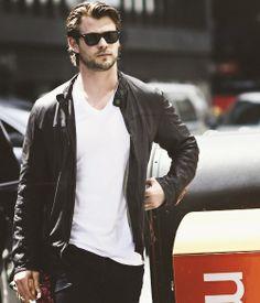 Duelo de estilos: Chris y Liam Hemsworth