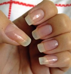How to Make Your Nails Grow Long & Strong...well her nails certainly are beautiful...so where can I find these products?