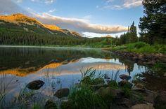 Photo of Lost Lake, Colorado by Mark Fesgen