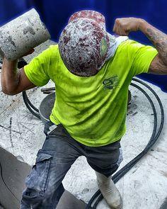 Concrete Cutter .. #coredrilling #concretecutting #concreteconnection #concretecuttingmiami #generalcontractor #construction #miami #constructionsite #ftlauderdale #westpalmbeach #broward #concrete #demolition