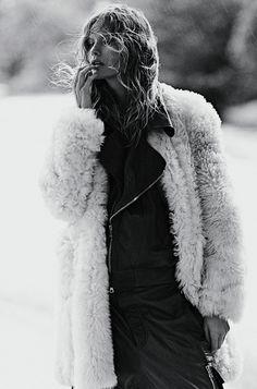 Magdalena Frackowiak by Emma Tempest for Mixt(e) FW 2014 _