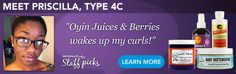 Expert Staff Picks - Priscilla 4C #curlyhair #naturalhair http://curlmart.com/staff-picks/
