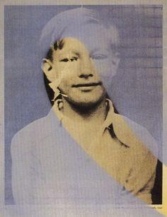 ":: Robert Mapplethorpe - Andy Warhol  from: ""Robert Mapplethorpe"" by Richard Marshall ::"