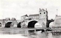 Pont de Pirmil, écroulé en 1924, Nantes