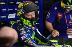 Vale started from 8th on the grid in Qatar and won – enough said