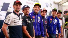 Gran Premio de Gran Bretaña de MotoGp Silverstone: La rueda de prensa