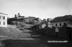 -Αστεροσκοπείο, 1906: Old Photos, Vintage Photos, City People, As Time Goes By, Athens Greece, Mount Rushmore, Photo Galleries, The Past, Black And White