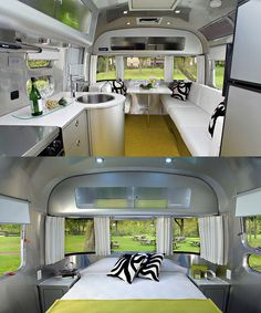 We could live in this thing! Love this modern style or is it a little too much?