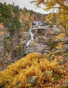Cascade Falls New Hampshire