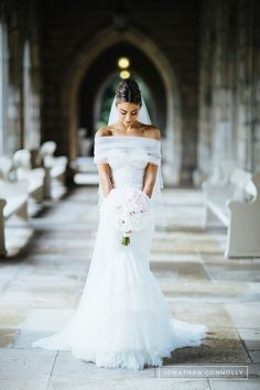 Photo by Jonathan Connolly via 30 Drop-Dead Gorgeous Bridal Portraits You Just Have To See - huffingtonpost