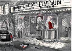 Leveson the Musical, Rowe, Australian Financial Review | Political Cartoons Australia