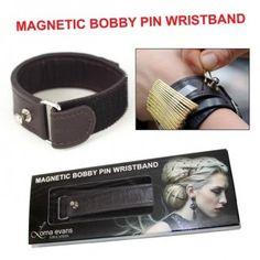 b. Lorna Evans Bobby Pin Wrist