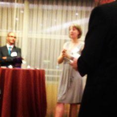 British Embassy event w/ Consul General of Florida