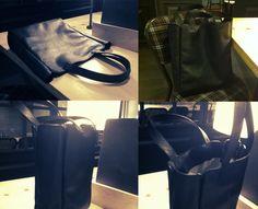 a simple shopper bag I made ~