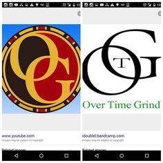 People don't know the shit you go through in the background. I had to fight and wait 2 years. I designed my logo and Organo Gold on the left a major major major coffee company fought me for it. But #Allah is the greatest of all planners because in that fight I won the rights to the words #OverTimeGrind and #OTG plus the logo. It taught a nigga business. That's what helped me get OverTimeGrind.com from some dudes who had parked it and was holding it. That fight got me Over Time Grind…