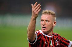 """PSG : Abate est """"bien au Milan""""... pour le moment - http://www.europafoot.com/psg-abate-bien-au-milan-moment/"""