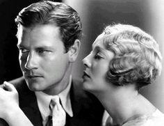 We Had Faces Then — Joel McCrea and Dorothy Mackaill in Kept Husbands...