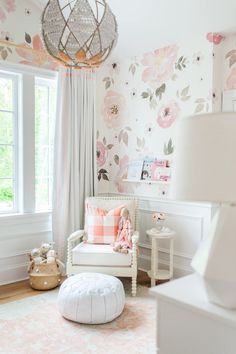 Weu0027ll Never Stop Swooning Over This Gorgeous Pre Pasted Wallpaper. See It