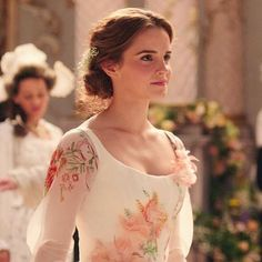 Emma Watson as Belle, in Disney's live-action adaption of Beauty and the Beast (2017)